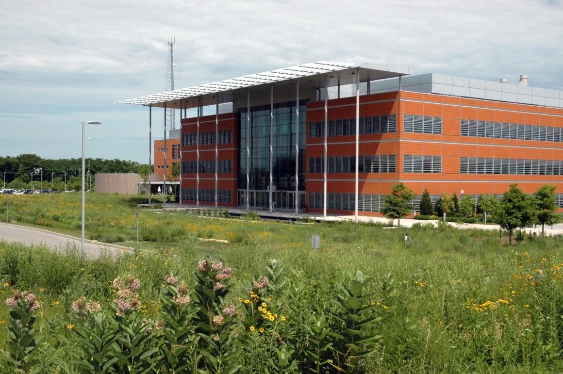 Danforth Science Building